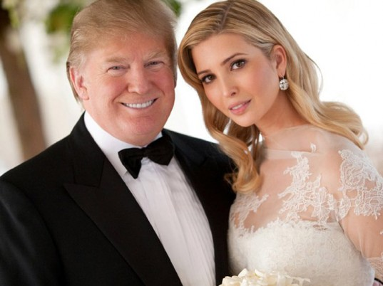 Ivanka Trump, Donald Trump, eco-fashion, sustainable fashion, green fashion, ethical fashion, sustainable style, eco-friendly jewelry, sustainable jewelry, conflict-free diamonds, recycled platinum, recycled metals, green weddings