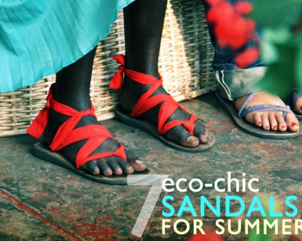 9bfdbb7c6ea3 7 Eco-Friendly Sandals to Slip Into This Summer