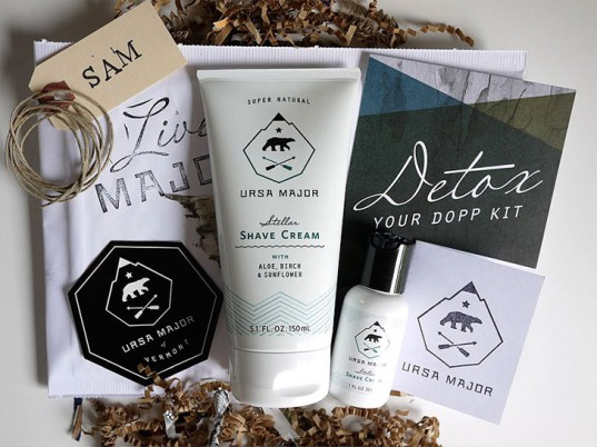 eco-beauty, sustainable beauty, eco-friendly skincare, organic skincare, sustainable skincare, Father's Day, Green Gift Guides