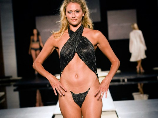 Linda Loudermilk, eco-friendly swimsuits, sustainable swimsuits, eco-friendly bikinis, sustainable bikinis, biodegradable fashion, biodegradable clothing, compostable fashion, compostable clothing, HauteNatured, Miami Fashion Week, eco-fashion, sustainable fashion, green fashion, ethical fashion, sustainable style