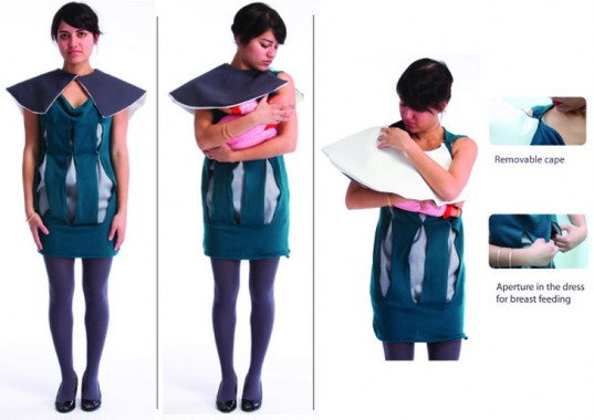 Daniela Bekerman, breastfeeding clothes, eco-friendly maternity clothing, eco-friendly maternity wear, eco-friendly nursing clothing, eco-fashion, sustainable fashion, green fashion, ethical fashion, sustainable style, multifunctional clothing, multifunctional fashion, transformer clothing, transformer fashion