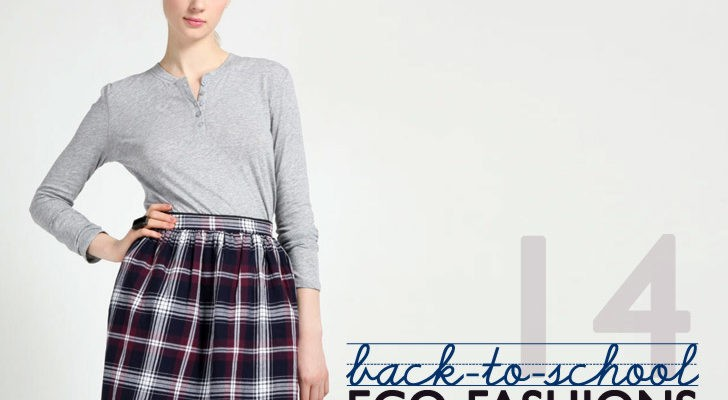 268633d78 14 Eco-Chic Back-to-School Looks for the Preppy at Heart | Ecouterre