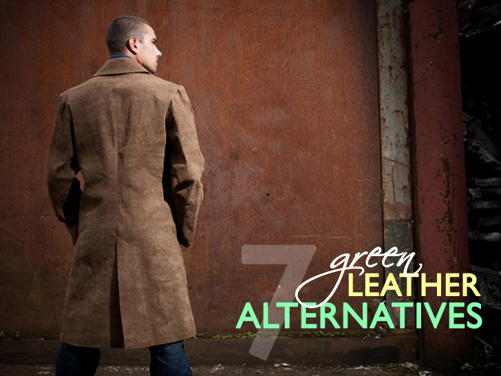 7 Eco-Friendly (and Vegan!) Alternatives to Animal Leather