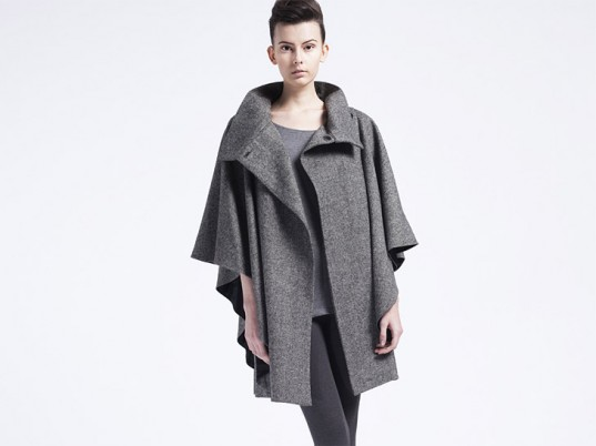 H. Frediksson, eco-friendly capes, eco-friendly cloaks, eco-friendly ponchos, eco-friendly outerwear, sustainable outerwear, eco-fashion, sustainable fashion, green fashion, ethical fashion, sustainable style