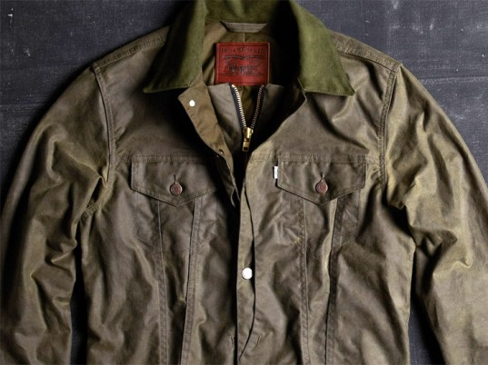 Levi's, Filson, eco-fashion, sustainable fashion, green fashion, ethical fashion, made in the U.S.A., United States, men's eco-fashion, men's eco-clothing