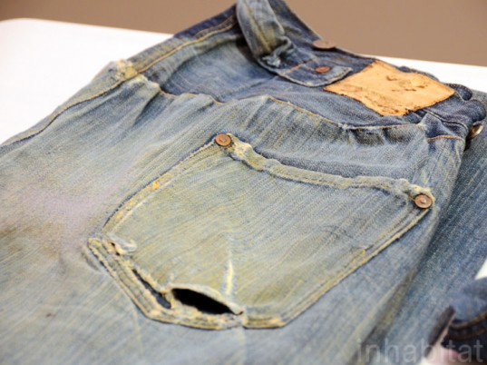 Levi's, Levi Strauss, Fall/Winter 2011, eco-fashion, sustainable fashion, green fashion, ethical fashion, sustainable style