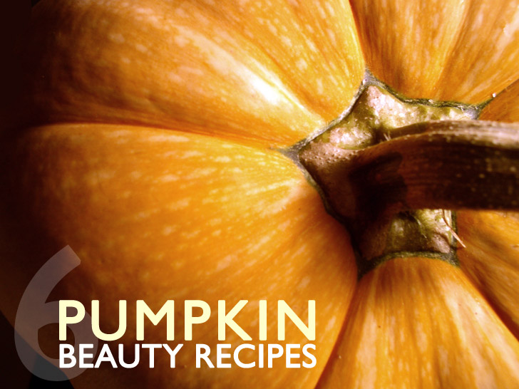 Eco beautiful with lina hanson ecouterre 6 diy pumpkin skincare products you can make at home plus 1 to buy solutioingenieria Images