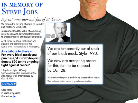 Steve Jobs, local fashion, locavore fashion, made in the U.S.A., made in America, eco-fashion, sustainable fashion, green fashion, ethical fashion, sustainable style, Apple, St. Croix, Issey Miyake