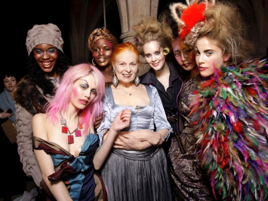 Vivienne Westwood, eco-fashion, sustainable fashion, green fashion, ethical fashion, sustainable style, eco-fashion designers, green designers, climate change, fashion philanthropy