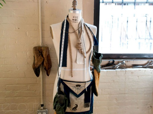 David Gensler, Brooklyn Sewn, New York City, slow fashion, Keystone Design Union, Brooklyn, slow fashion, bespoke fashion, Serum Versus Venom, eco-fashion, sustainable fashion, green fashion, ethical fashion, sustainable style, made in the U.S.A.