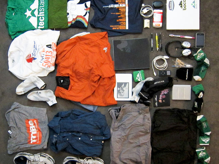 Meet the Guy Who Owns Only 15 Things (Not Counting Undies or Socks)