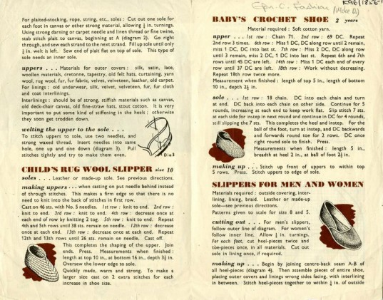 Mrs. Sew and Sew, DIY fashion, DIY tutorials, DIY projects, World War II, make do and mend, eco-fashion, sustainable fashion, green fashion, ethical fashion, sustainable style, fashion artifacts