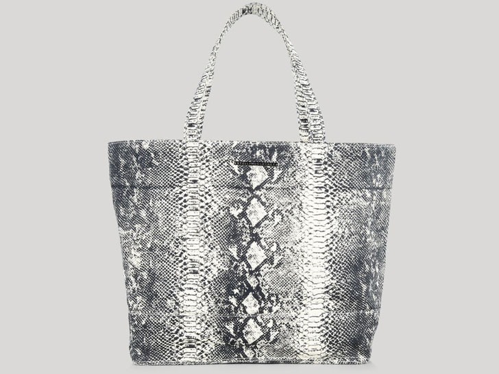 4806a7f1d0 Stella McCartney s Recycled Faux-Python Bag Boosts Employment in ...