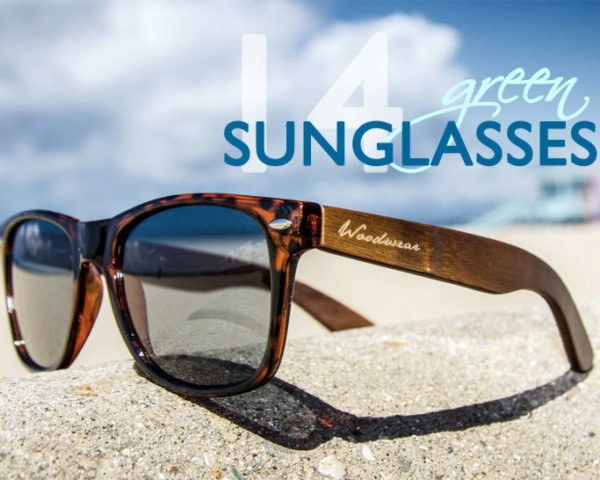 a76e716b9 14 Eco-Friendly Sunglasses to Protect Your Peepers   Ecouterre