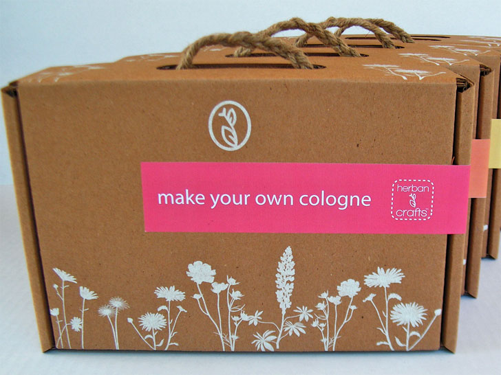 Make Your Own Natural Cosmetics With Herban Crafts Diy Kits Ecouterre