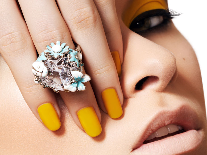 Say What? Neon Nail Polish is Technically Illegal in United States ...