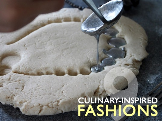 gastronomy, eco-fashion, sustainable fashion, green fashion, ethical fashion, sustainable style, Smartwater, wearable technology, edible fashion, edible clothing