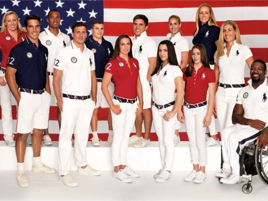 Ralph Lauren, London Olympics, Summer Olympics, Olympics, eco-fashion, sustainable fashion, green fashion, ethical fashion, sustainable style, Harry Reid, made in the U.S.A., Nancy Pelosi. made in China, China