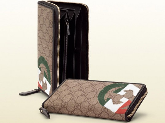 Gucci, GG Flag, eco-friendly bags, sustainable bags, eco-friendly wallets, sustainable wallets, eco-fashion, sustainable fashion, green fashion, ethical fashion, sustainable style, fashion philanthropy, UNICEF, Asia, Africa