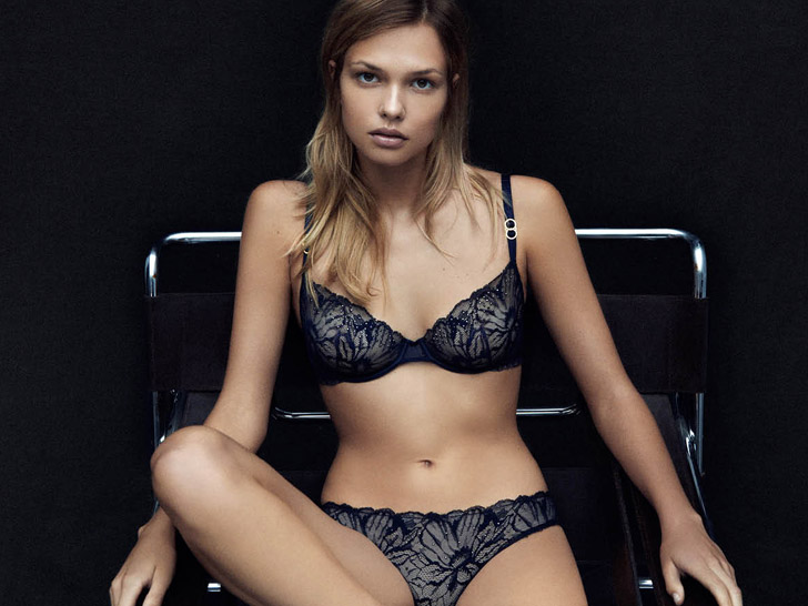 Fashion style Mccartneys stella new lingerie line for lady