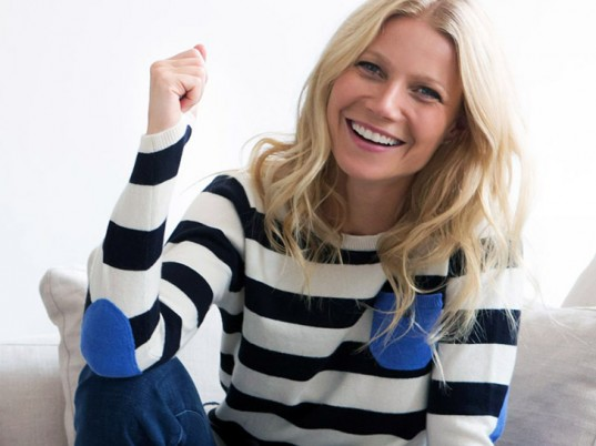 Gwyneth Paltrow, Goop, Chinti and Parker, eco-friendly knits, sustainable knits, eco-friendly knitwear, sustainable knitwear, eco-friendly sweaters, sustainable sweaters, U.K., United Kingdom, eco-fashion, sustainable fashion, green fashion, ethical fashion, sustainable style, eco-fashion collaborations
