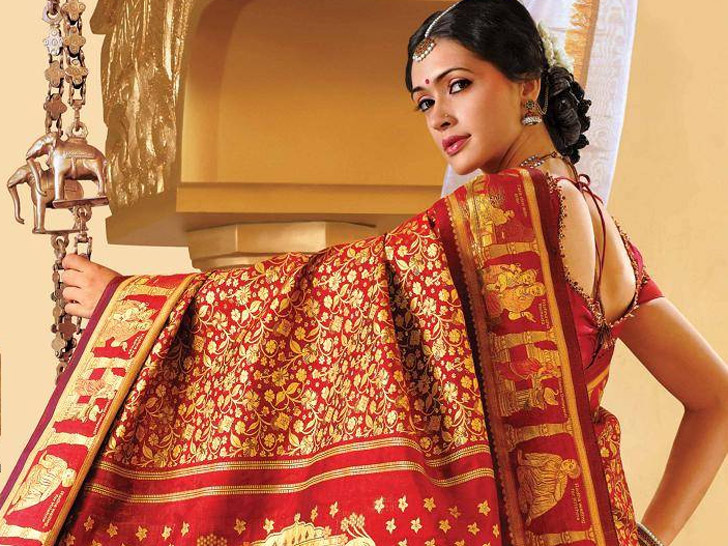 Most Expensive Indian Wedding Dress