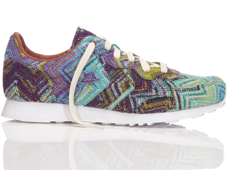 One ConverseMissoni Deadstock A Kind Of Recycle Fabrics Into YED2H9WIe