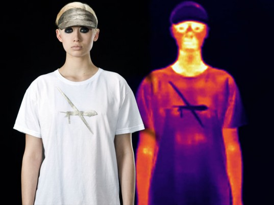 Adam Harvey, Stealth Wear, wearable technology, anti-drone clothing, anti-surveillance clothing, anti-thermal clothing, camouflage, U.S. military, military uniforms, high-tech soldiers, eco-fashion, sustainable fashion, green fashion, ethical fashion, sustainable style