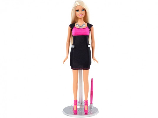 Barbie, LED fashion, LED clothing, LED dresses, wearable technology, LEDs, eco-fashion, sustainable fashion, green fashion, ethical fashion, sustainable style, Mattel