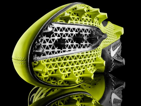 Nike, 3D printing, rapid prototyping, 3D-printed shoes, eco-friendly shoes, sustainable shoes, wearable technology, eco-friendly sports, sustainable sports, green sports, eco-friendly sportswear, sustainable sportswear, eco-fashion, sustainable fashion, green fashion, ethical fashion, sustainable style, football
