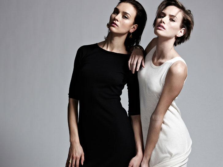 Natalia Allen 39 S Minimalist Dresses Are Made By Robots In