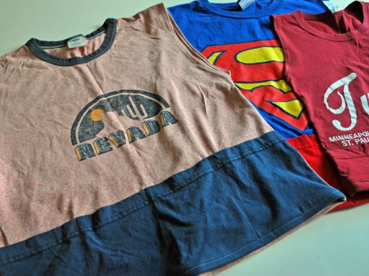 10 Ingenious Ways To Recycle An Old T Shirt Ecouterre