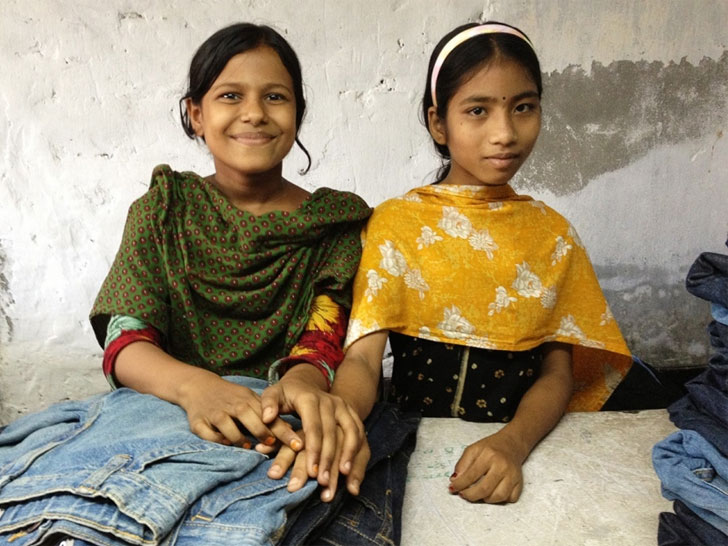02f33b46b42 Children as Young as 12 Are Making Clothing for Old Navy in Bangladesh