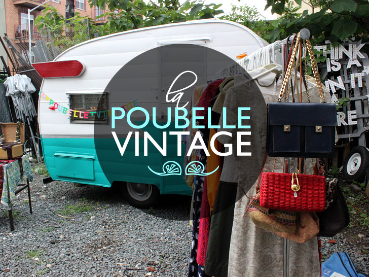 interview la poubelle offers vintage clothing from a. Black Bedroom Furniture Sets. Home Design Ideas