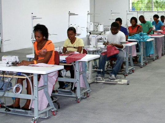 Industrial Revolution II, social responsibility, Haiti, garment factories, eco-fashion, sustainable fashion, green fashion, ethical fashion, sustainable style, fair trade, fair-trade clothing, fair-trade fashion, Port-au-Prince, Rob Broggi, socially responsible manufacturing
