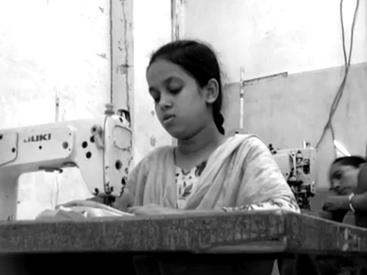 What's Life in a Bangladesh Sweatshop Like? Ask This 9-Year-Old Worker