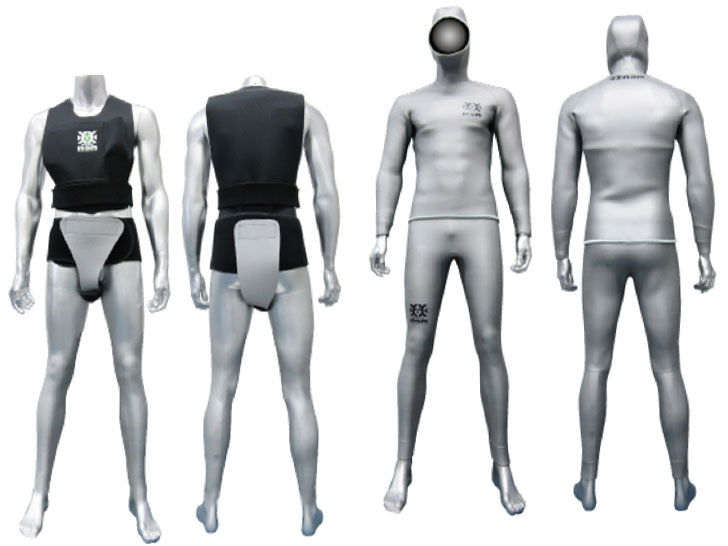 Japan Rolls Out $800 Radiation-Proof Underwear, Wetsuits