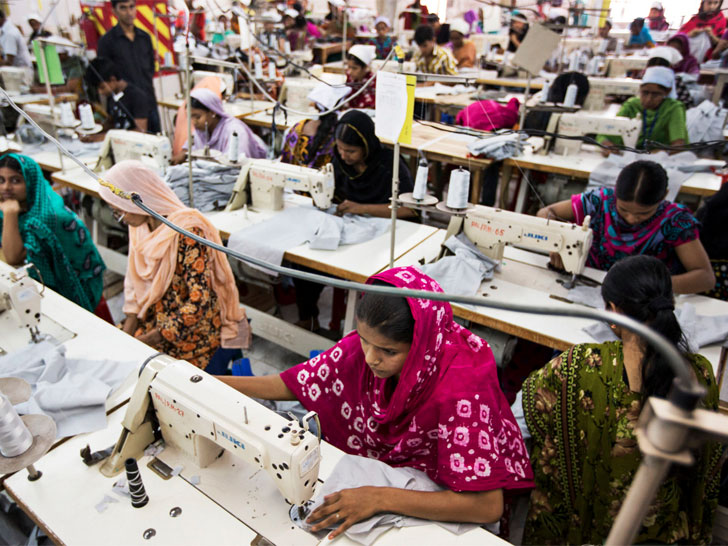 ethics of the textile industry