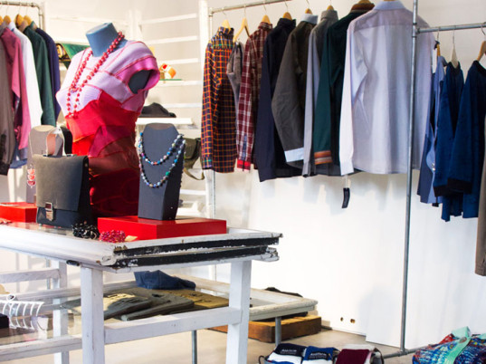 Berlin's Upcycling Fashion Store Showcases Europe's Finest ...