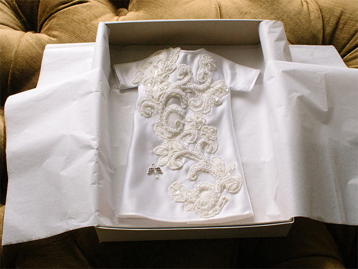 Donated Wedding Dresses Become \