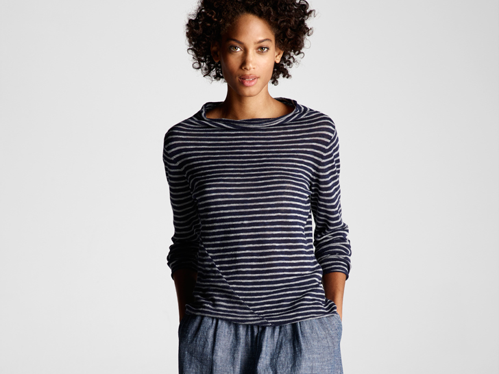 Eileen Fisher Unveils Largest Eco-Fashion Collection Yet
