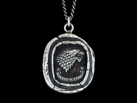 recycled silver, Pyrrha, eco-fashion contests, Game of Thrones, HBO, eco-friendly necklaces, sustainable necklaces, eco-fashion, sustainable fashion, green fashion, ethical fashion, sustainable style