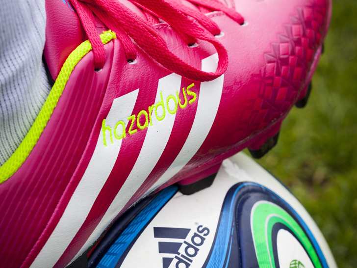 """2ec479200a Greenpeace """"Red Cards"""" Adidas"""