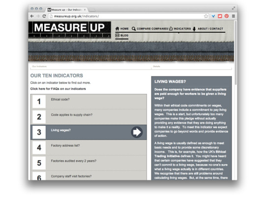 MeasureUp, online tools, eco-fashion, sustainable fashion, green fashion, ethical fashion, sustainable style, eco-fashion websites