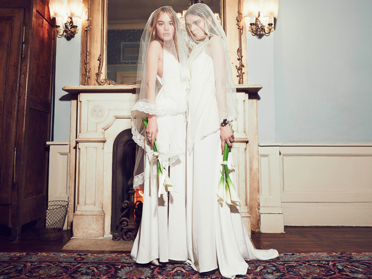 Reformation Debuts Eco Friendly Wedding Gowns Bridesmaids Dresses