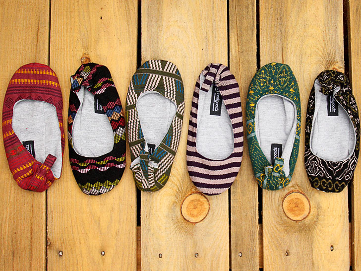 434555bed Feelgoodz Introduces Hand-Loomed Slippers