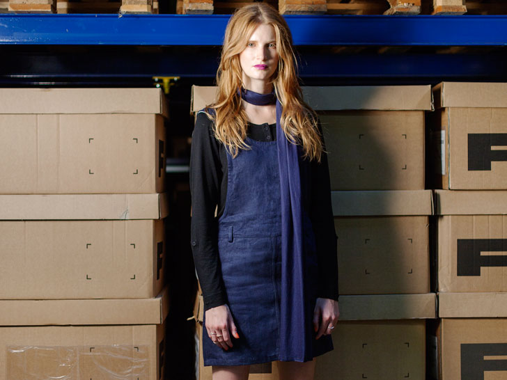 """Freitag's Compostable """"F-abric"""" Clothing Line Combines ..."""