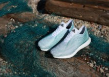 Adidas Parley Create World S First Sneakers Made From Ocean Trash