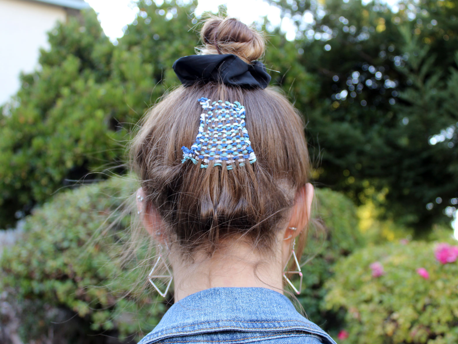 Eco Friendly Hair Accessories Ecouterre