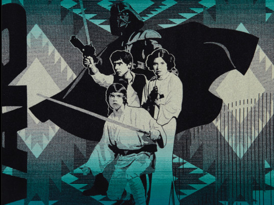 Pendleton, Star Wars, made in the U.S.A., eco-friendly blankets, sustainable blankets, eco-fashion, sustainable fashion, green fashion, ethical fashion, sustainable style, Force Friday